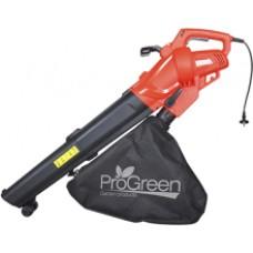 aspiratori soffiatori progreen PG3000 E BL watt 3000