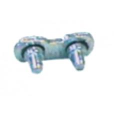 maglie con rivetto di collegamento per catene motoseghe