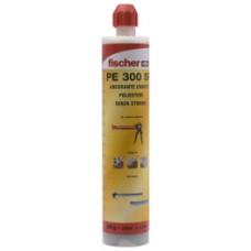 """ancorante chimico fischer """"PE 300 SF"""" ml.300 bicomponente in poliestere"""