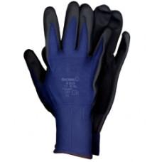 "guanti da lavoro ""showa"" art.380 CE colore blu (3121)"