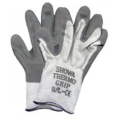 """guanti da lavoro """"showa"""" thermo grip art.451 CE colore grigio (2241)"""
