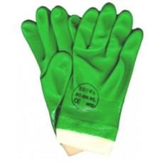 """guanti da lavoro """"showa"""" art.600 CE colore verde (3121)"""