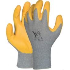 """guanti da lavoro """"vega"""" art.G7200 CE colore giallo (3131)"""