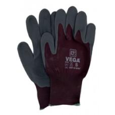 """guanti da lavoro """"vega"""" art.G925N CE colore nero (2132)"""