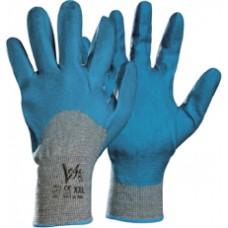 """guanti da lavoro """"vega"""" art.G928 CE colore blu  (4131)"""