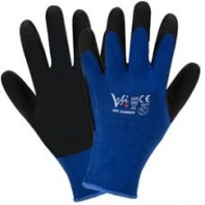 """guanti da lavoro """"vega"""" iceberg  colore blu/nero (2243)"""