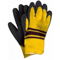 """guanti da lavoro """"vega"""" g/thermic CE colore giallo/nero (2121)"""