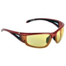 """occhiali cofra """"armex"""" lenti colore giallo"""